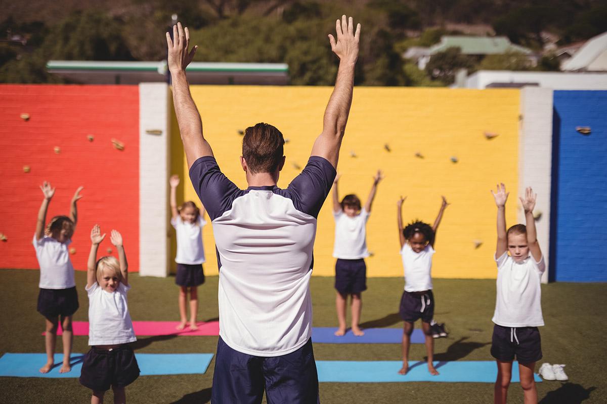 Sport Teacher